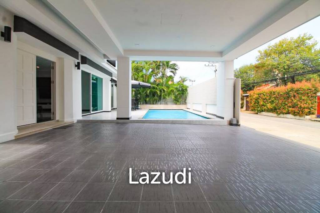 Quality 3 Bedroom Pool Villa At Lagoon Village - South Pattaya