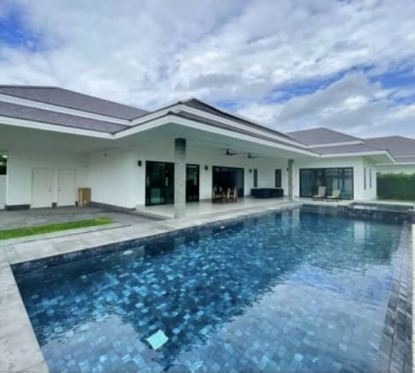THE CLOUDS : Good Value 3 bed Luxury pool villa with finance option