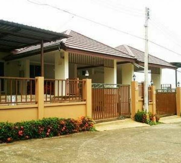 House with Pool in Hua Hin