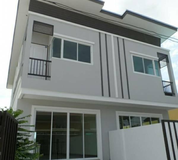 Modern Twin House 2 Storey in Hua Hin
