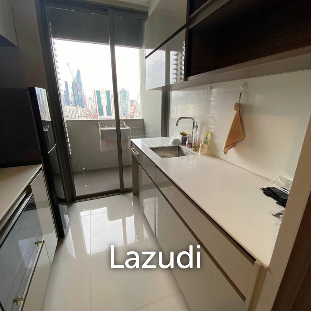 1 Bed 45 Sqm at The Room Rama 4