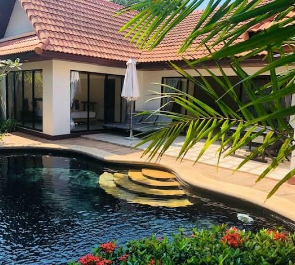 Luxury 2 Bedroom Pool Villa At View Talay Villas