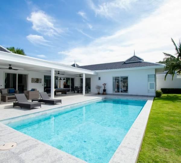 FALCON HILL: Paradise Luxury Villa in Most Exclusive Development