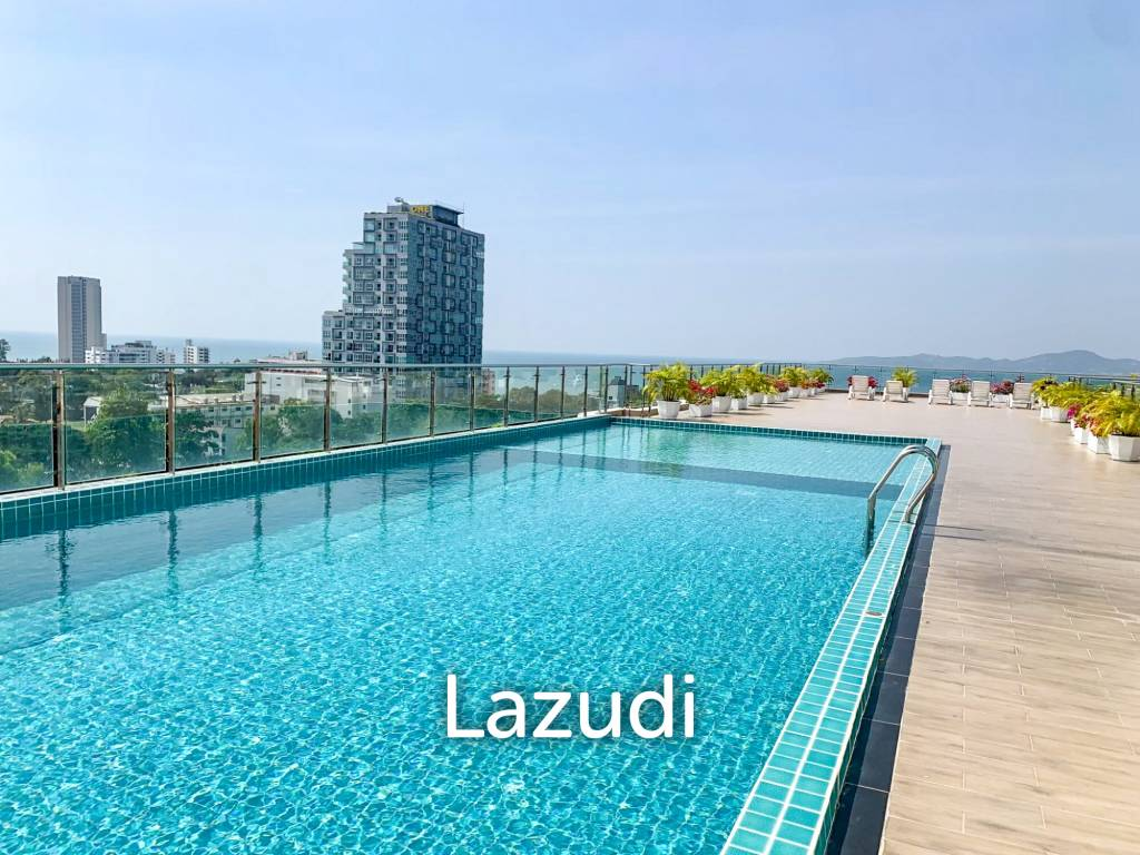 Pool view - One Bed Unit At Sunset Boulevard 2