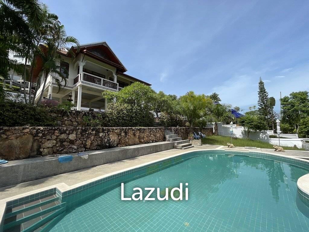 Thai Style Sea View Villa
