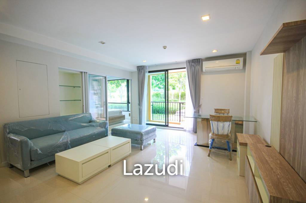 Ground Floor 2 Bedroom Condo At Bella Costa Khao Tao
