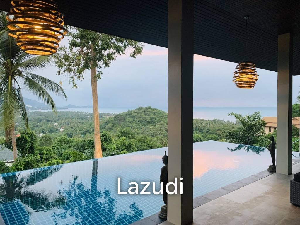South Coast Sea View Property