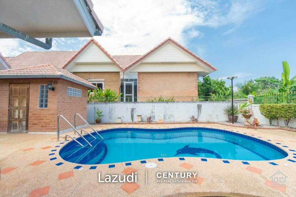 Great Value 3 Bed Pool Villa