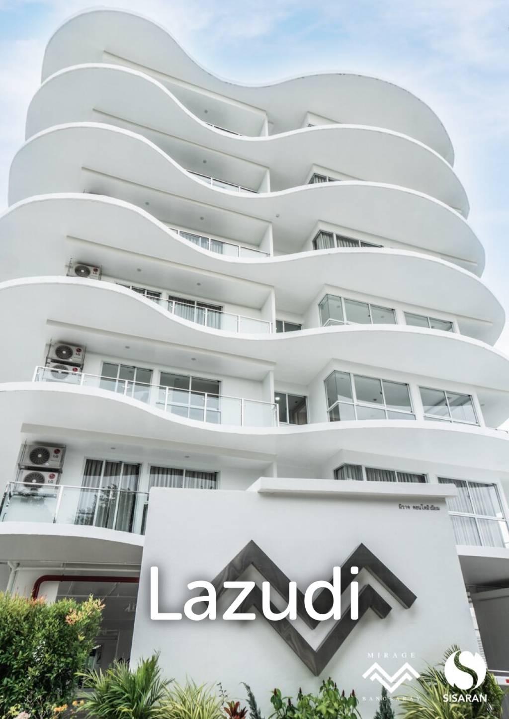 2 bed 70.90SQ.M Mirage Bangsaray