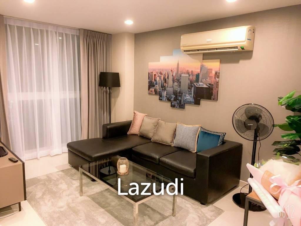 Modern 3 Bed Condo At Park Royal 3 - Pratamnak/Pattaya