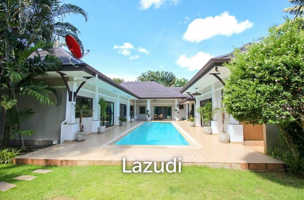 Hua Hin - Gorgeous 4 Bedroom Pool Villa At The Height 2 (Freehold / No common fees)