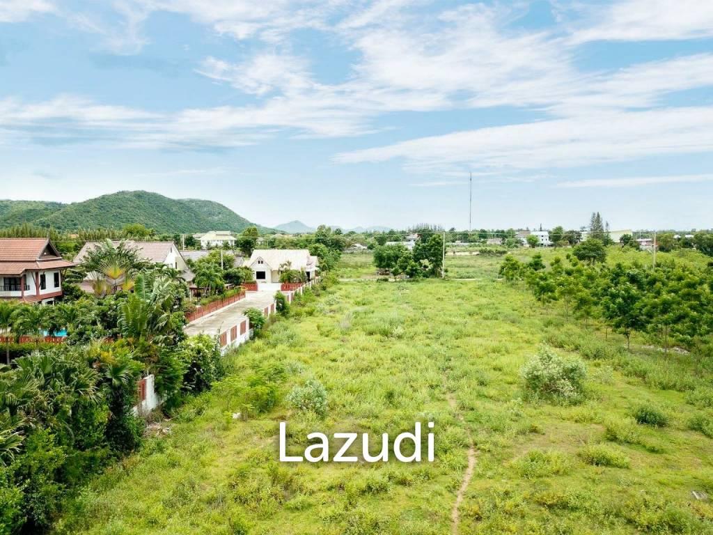 3 Rai 66 sq.wah land for sale in Pak Nam Pran
