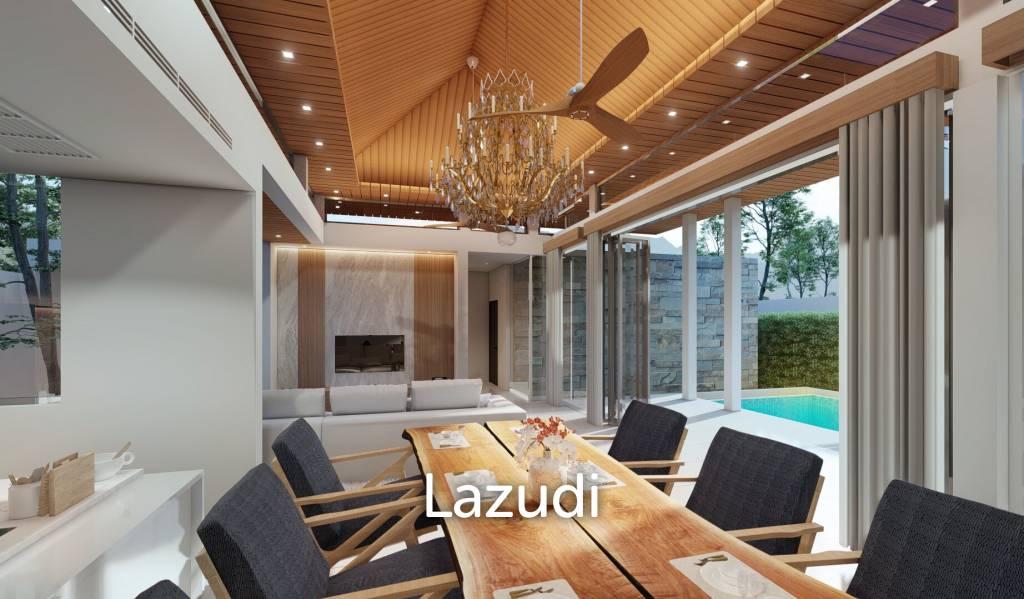 Plot B6 3+1 Bed 360SQ.M Wilawan Luxury Villas