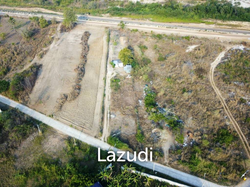 1.952 sQM Land FOR SALE IN KHAO TAO - HUA HIN