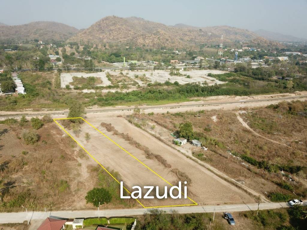1,560 SQ.M. Land For Sale In Khao Tao - Hua Hin
