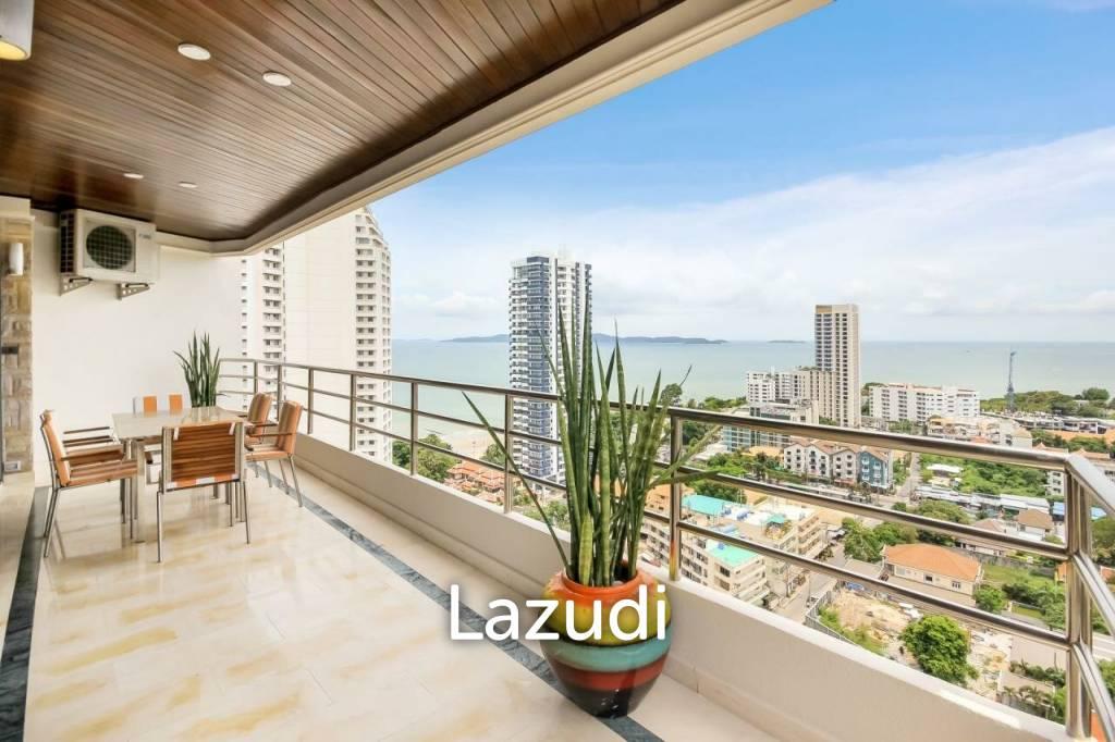 Beautiful beachfront condo - View Talay 3