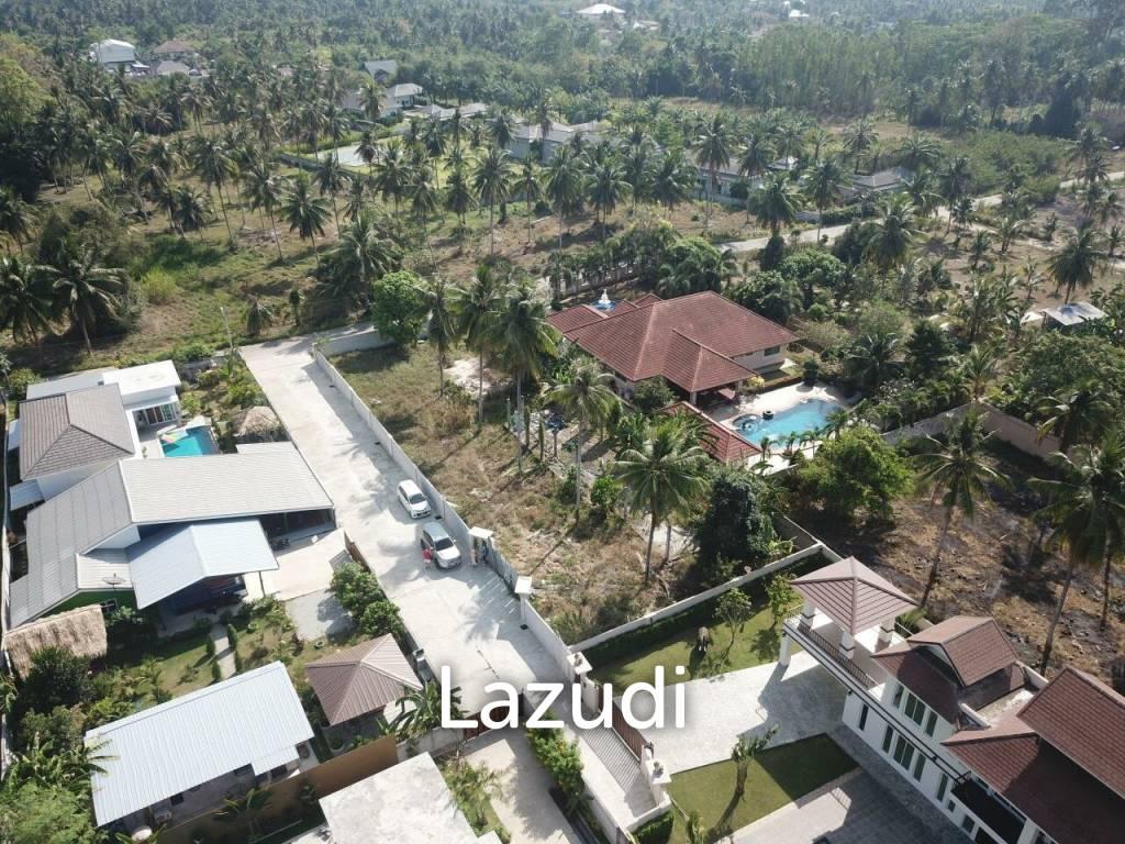 1 Rai of land for sale in Huai Yai