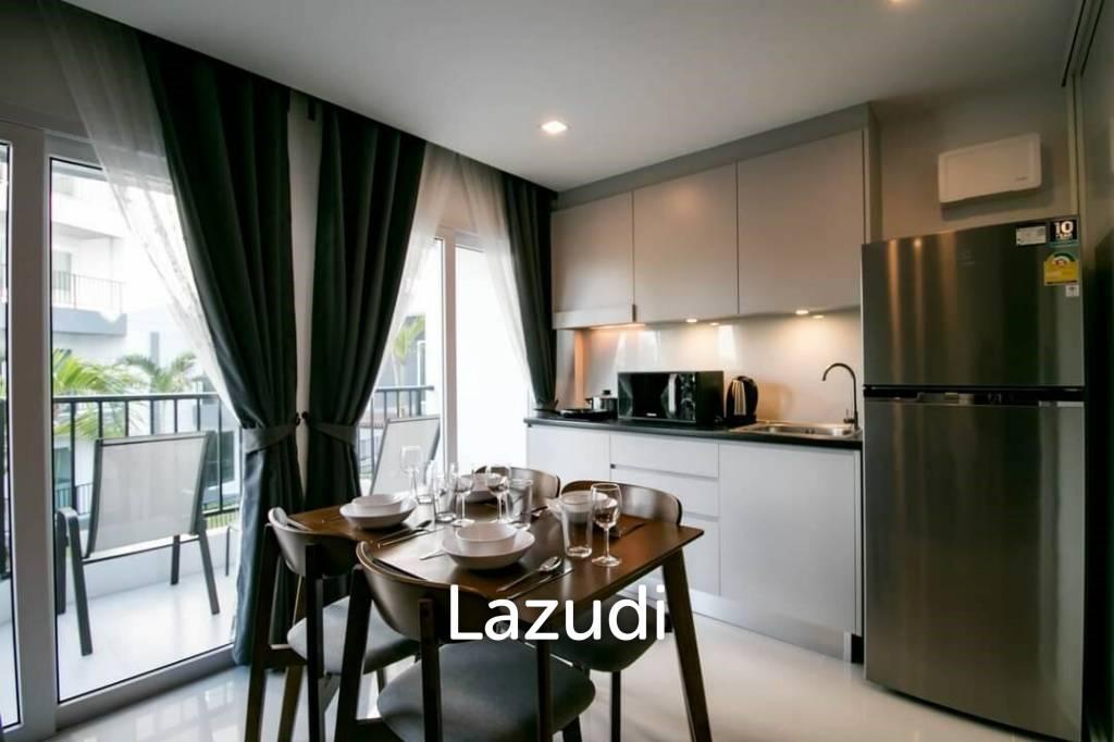 2 bed 55.78SQM Mantra Condominium