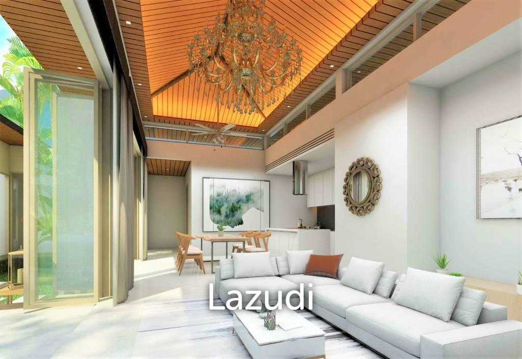 Plot A1 3 bed 244SQM Wilawan Luxury Villas