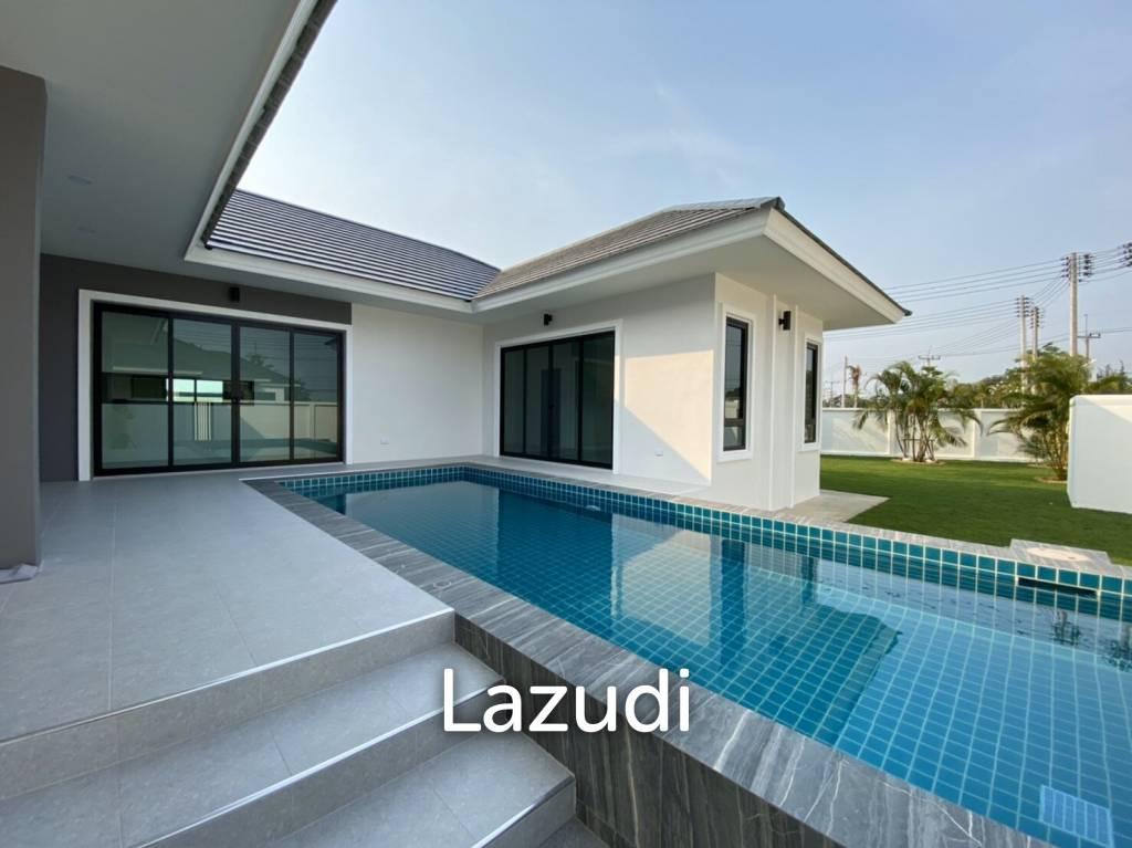 3 bed 196SQM Huguh Home Pool Villa Cha-Am
