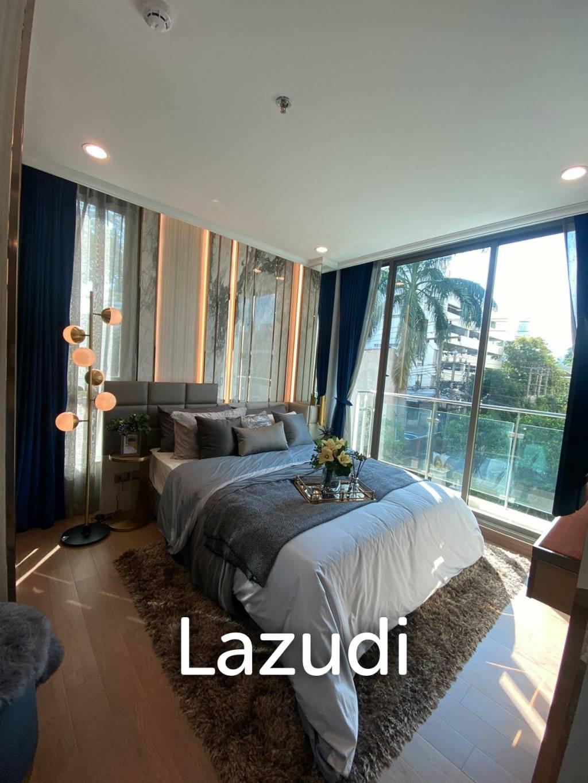 2 Bed 65.50SQM, Supalai Oriental Sukhumvit 39
