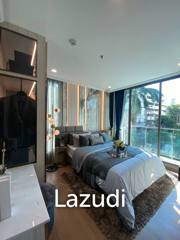 2 bed 65.50 SQM, Supalai Oriental Sukhumvit 39