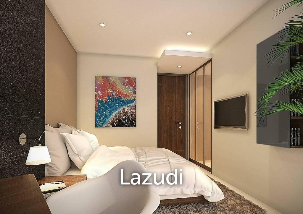 2 Bed 62SQ.M. Escape Condominium