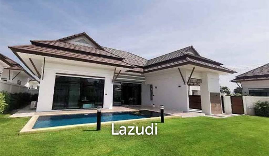PLUMERIA VILLA : Good Quality & Design 3 Bed Pool Villa
